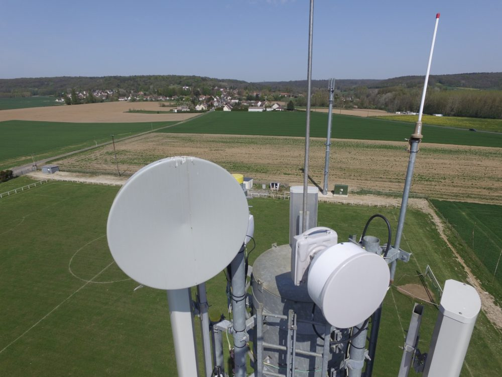inspection relais télécommunication