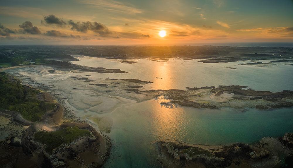 Bretagne Ile à bois